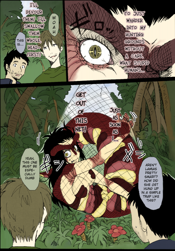 (C81) [Konohanaya (Yanagida Fumita)] Sg [English] =LWB= [Colorized] [Decensored] [Incomplete]